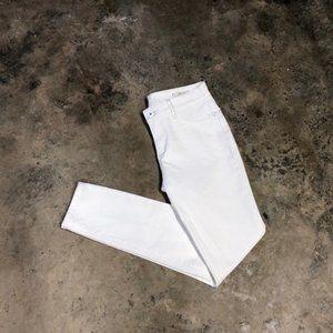 DL1961 Florence White Stretch Skinny Jeans